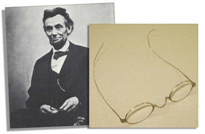 Abraham Lincoln spectacles