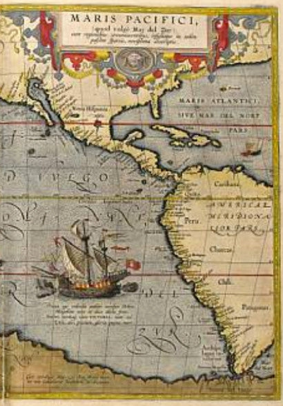 Abraham-Ortelius-map-auction-bonhams