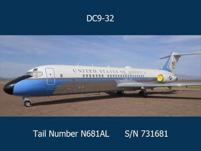 Air Force One auction