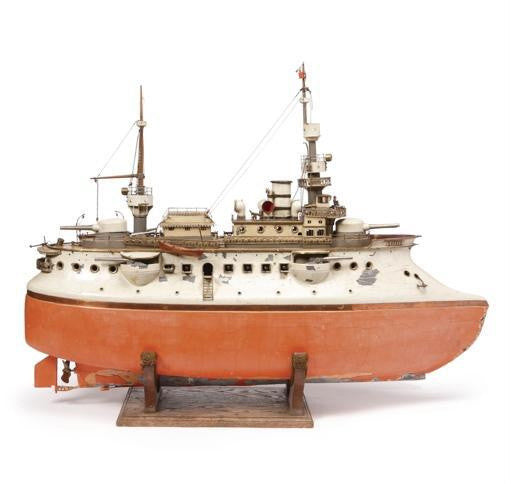 Andre toy boat