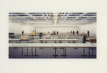 Andreas Gursky Centre Georges Pompidou