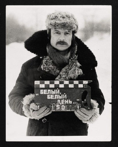 Andrei Tarkovsky film archive auction