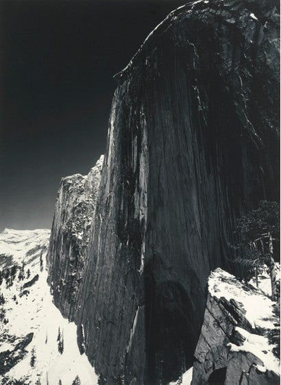 Ansel Adams Monolith, Face of Half Dome