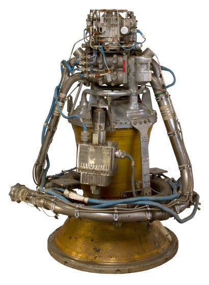 Apollo SPS Rocket Engine