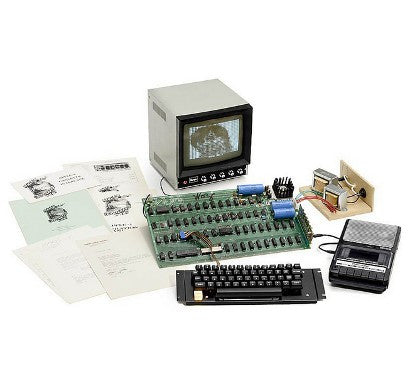 Apple-1 computer auction