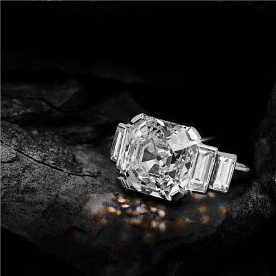 Assher Cut Diamond