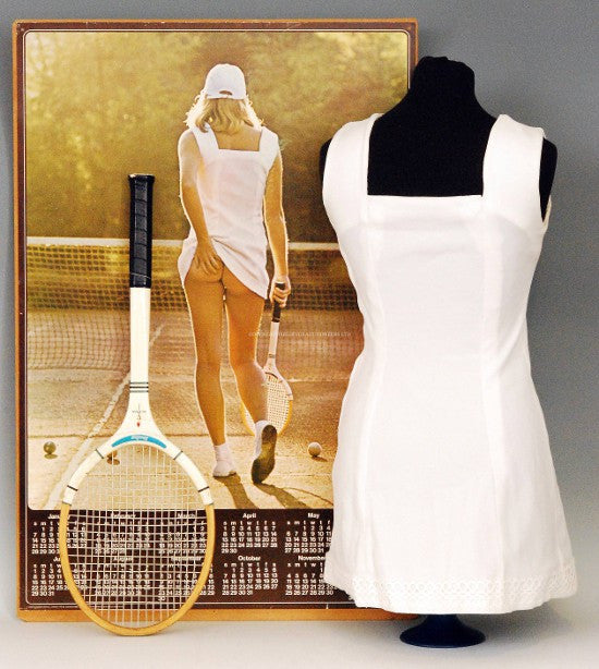 Athena Tennis Girl dress