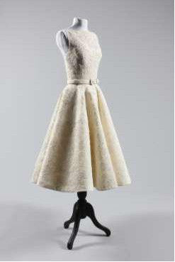 Audrey Hepburn Roman Holiday/Oscar dress