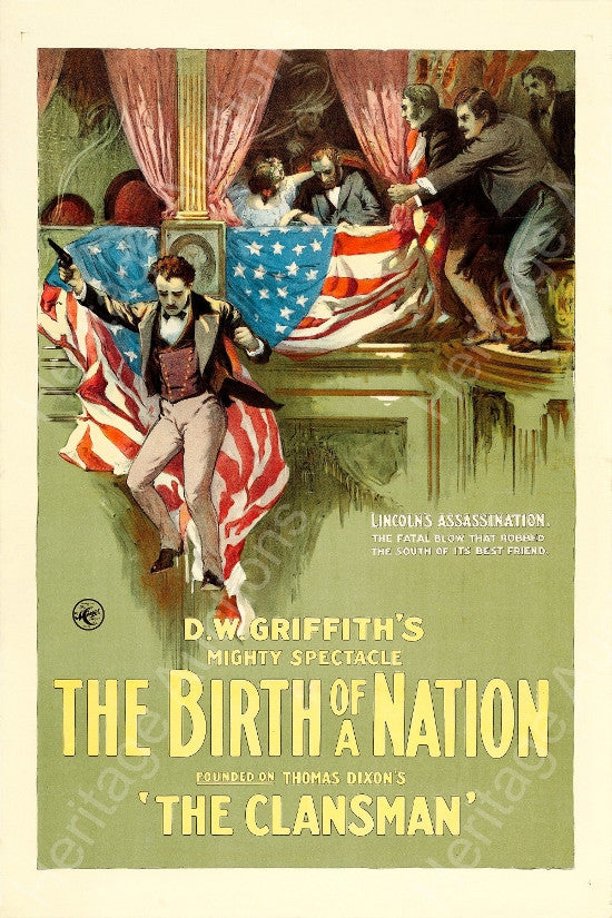 Birth of a Nation poster