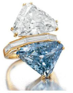 BVLGARI Blue diamond