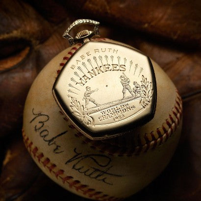 Babe Ruth pocket watch
