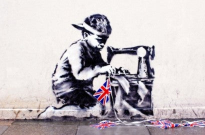Banksy missing mural auction
