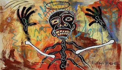 Basquiat Last Rights