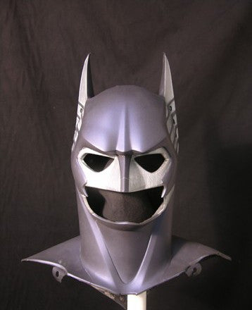 Batman ice cowl