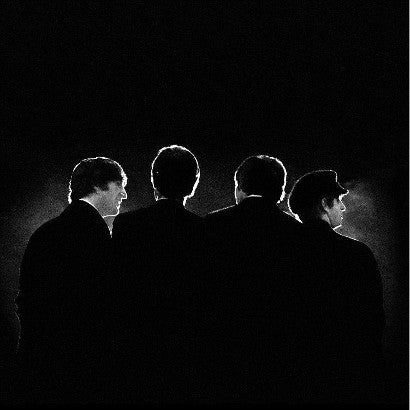 Beatles Mitchell photograph halo 1964
