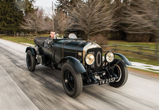 Bentley auction RM Sotheby's