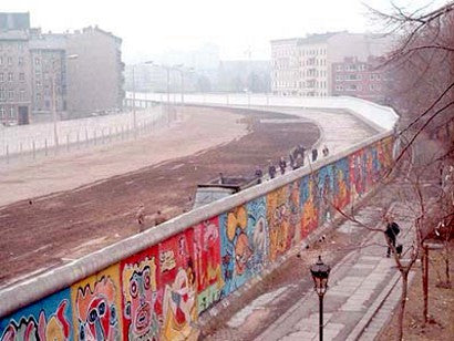 Berlin Wall auction