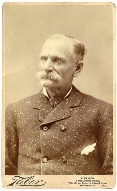 black Bart photograph rare