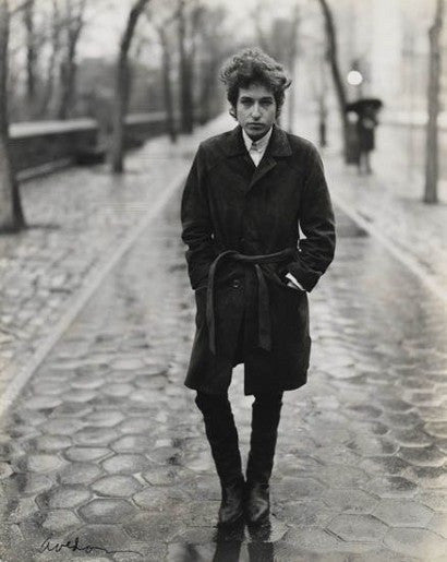 Bob Dylan portrait Richard Avedon