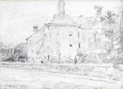 Bonhams John Constable sketch Auction Ham House