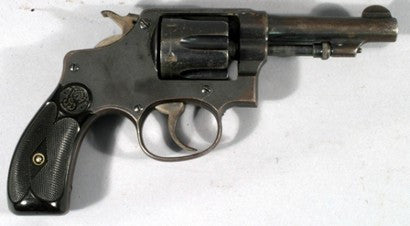 Bonnie and Clyde gun may see $100,000 at Missouri auction | Paul