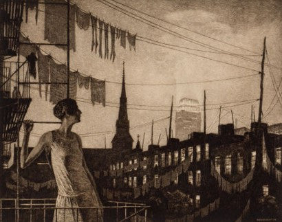Martin Lewis Lgow in the City