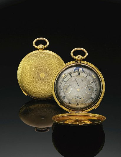 Breguet No. 4691 pocket watch