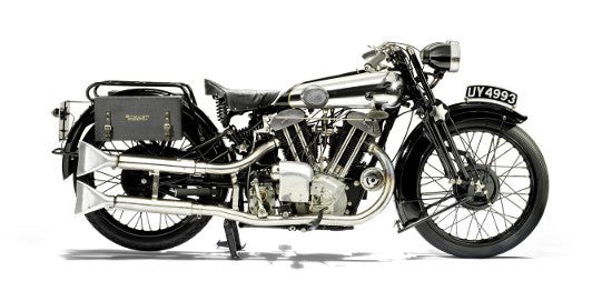 Brough Superior SS100 Alpine Grand Sports
