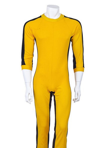 Bruce Lee Game of Death suit