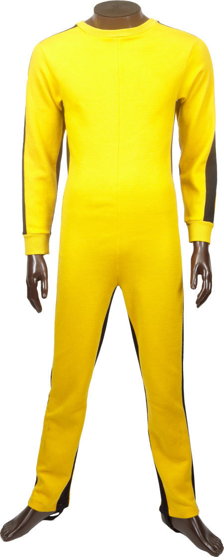 Bruce Lee Yellow Jumpsuit