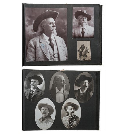 Buffalo Bill family album