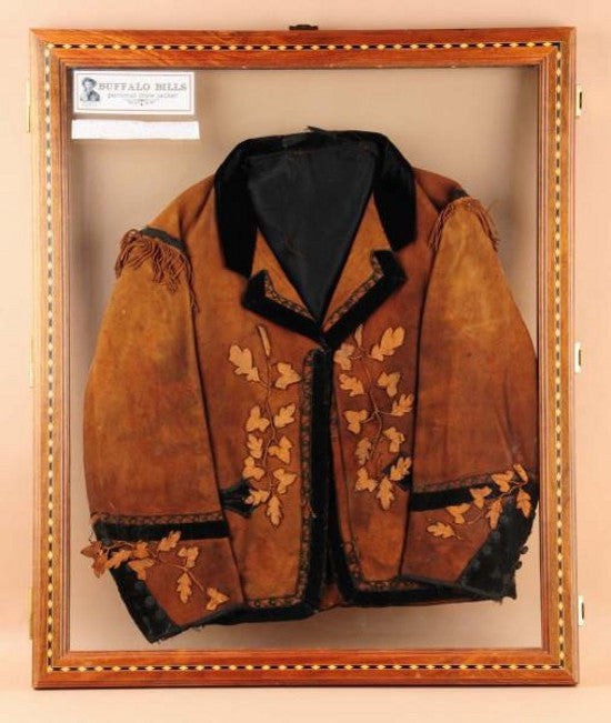 Buffalo Bill show jacket