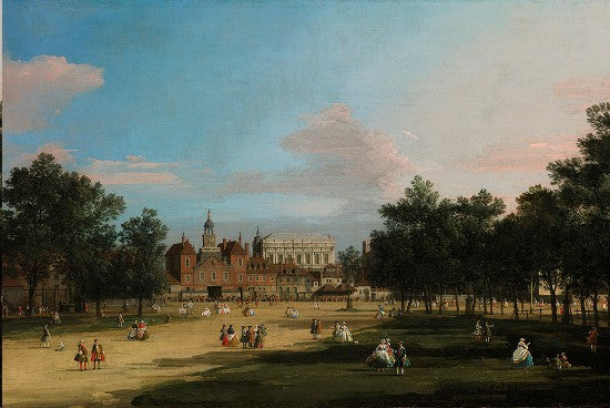 Canaletto London Horse Guards