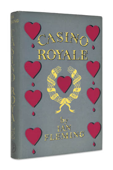 James Bond Casino Royal First Edition