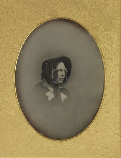 Charles Dickens wife Catherine Photograph