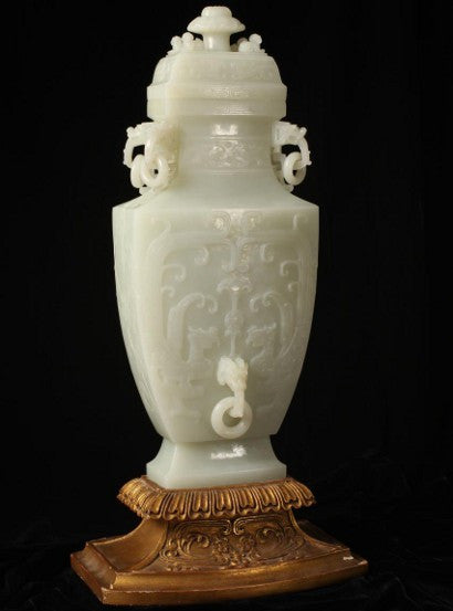 Sabet collection Jade vase