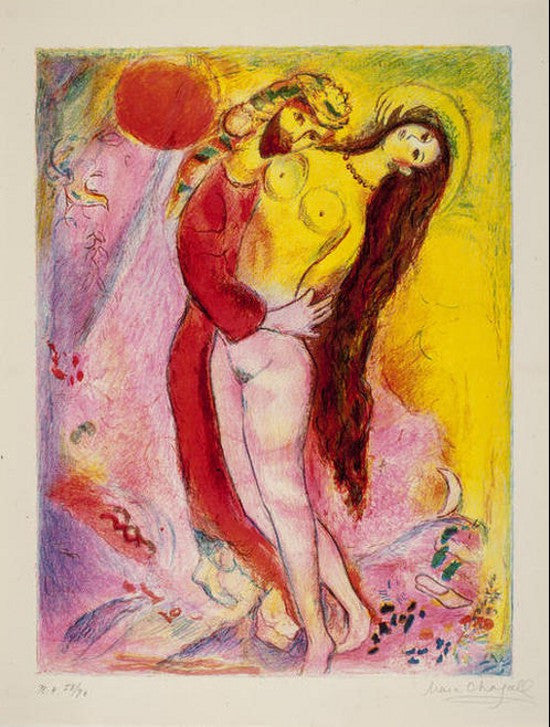 Marc Chagall Arabian Nights