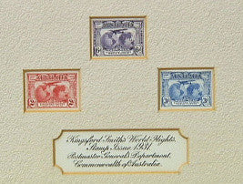 Kingford Smith Stamps