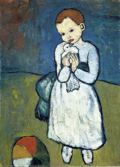 Child with Dove Picasso