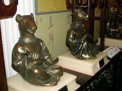 Chinese fountainheads auction pinault