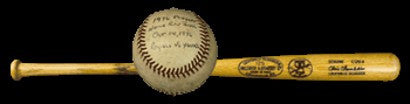 Chris Chambliss baseball bat