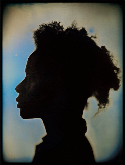 Chuck Close Kara Walker