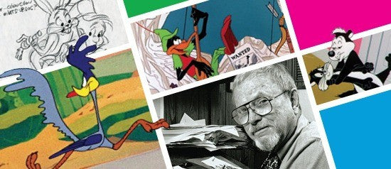 Chuck Jones exhibition