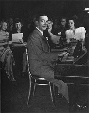 Cole Porter at the Piano