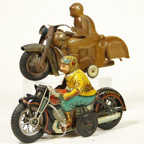 Condor motorcycle toy
