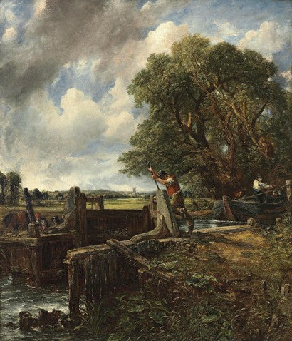 John Constable sketches Christie's