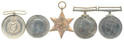 Constabulary Medal set
