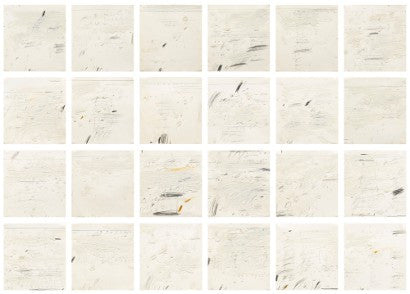 Cy Twombly Poems of the Sea