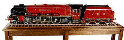 Duchess Sutherland train model auction