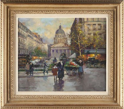 Edouard Cortes The Pantheon